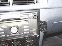 701117 Dash Mount-Ford Transit Connect 07-
