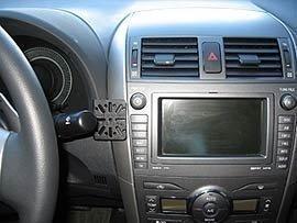 701164 Dash Mount Toyota Corolla 07-Luftdysse