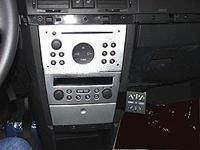 70174 Dash Mount Opel Meriva 03- Console