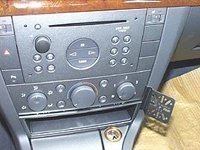 70209 Dash Mount Opel Vectra C 02- CM