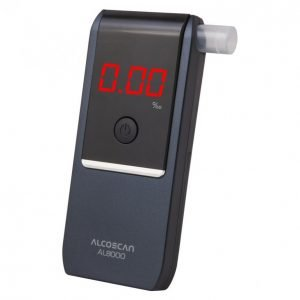 Alcoscan Al8000nfc Fuel Cell Alkometri