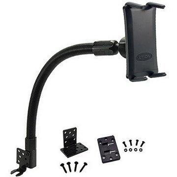 Arkon SM688 Slim-Grip Ultra Car Holder Seat Rail Bolt / Floor Mount