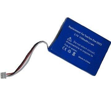 Battery TomTom ONE V2 ONE V3 1100mAh