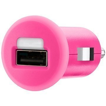 Belkin Mixit USB Car Charger Pink