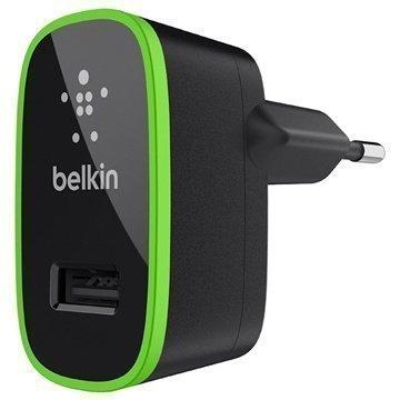 Belkin Yleismallinen USB Matkalaturi Musta