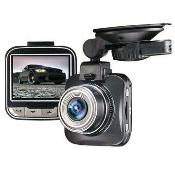 BlackView G50 Mini DVR Autokamera 2.0 Musta