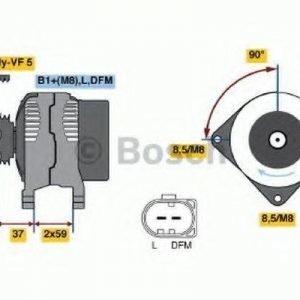 Bosch Laturi