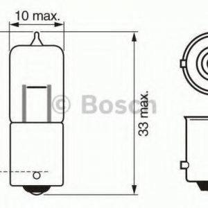 Bosch Polttimo Äärivalo