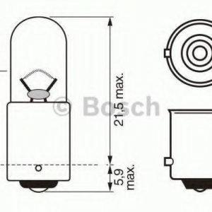 Bosch Polttimo Vilkkuvalo