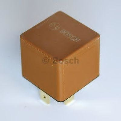 Bosch Rele Polttoainepumppu