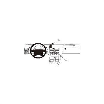Brodit 213408 ProClip Mercedes Benz E-Class 95-01