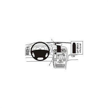 Brodit 213413 ProClip Volvo S60 00-10