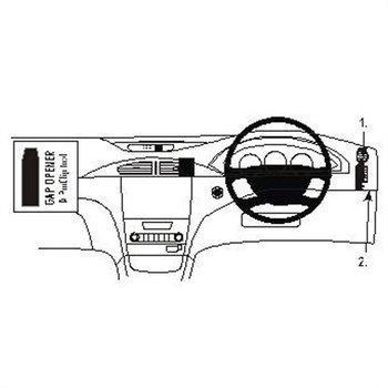 Brodit 603066 ProClip Renault Laguna 01-04