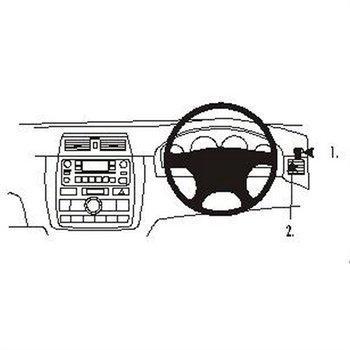 Brodit 603069 ProClip Avensis Verso 01-05