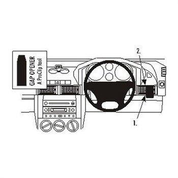 Brodit 603374 ProClip Land Rover Freelander 98-06