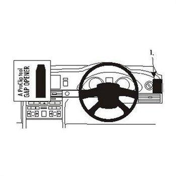 Brodit 603509 ProClip Audi A6 04-09