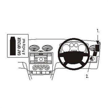 Brodit 603725 ProClip Ford Focus 05-10