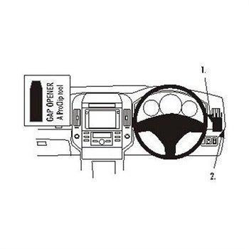 Brodit 603729 ProClip Toyota Corolla Verso 04-09