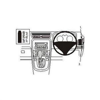 Brodit 603864 ProClip Fiat Croma 06-11