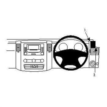 Brodit 603875 ProClip Volkswagen Crafter 07-16