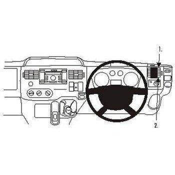 Brodit 603906 ProClip Ford Transit 07-13