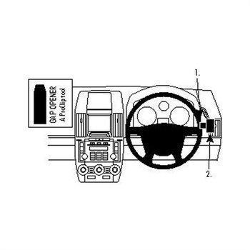 Brodit 604006 ProClip Land Rover Freelander 2 07-15