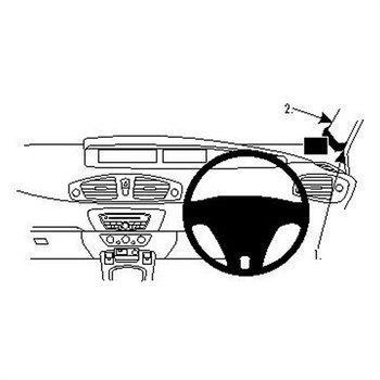 Brodit 604392 ProClip Renault Scenic 10-16