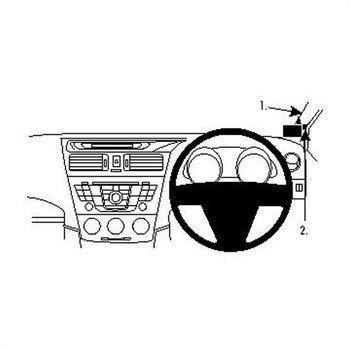 Brodit 604624 ProClip Mazda 5 11-15