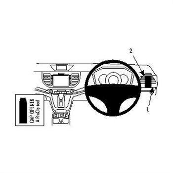 Brodit 604770 ProClip Honda CR-V 12-16
