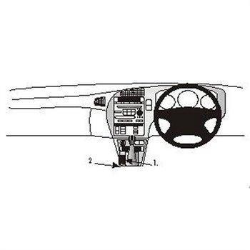 Brodit 632504 ProClip Saab 9-5 98-06