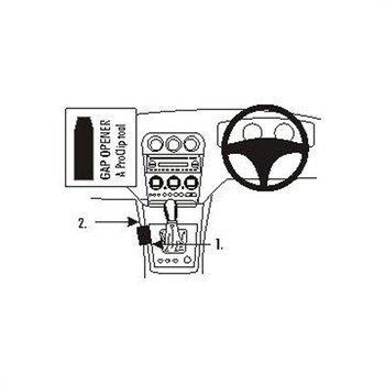 Brodit 633124 ProClip Alfa Romeo 156 02-06