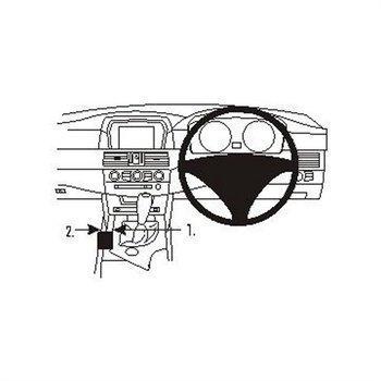 Brodit 633379 ProClip BMW 520-545 / M5 E60 E61 04-10