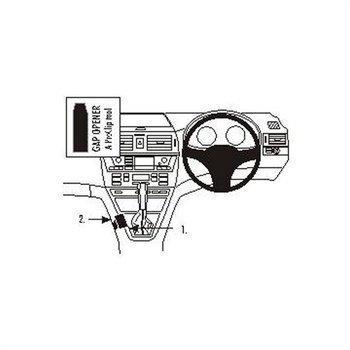 Brodit 633410 ProClip BMW X3 04-10