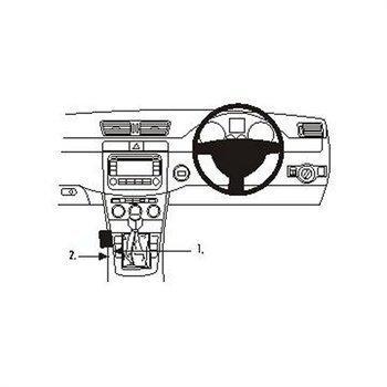 Brodit 633604 ProClip Volkswagen Passat 05-14