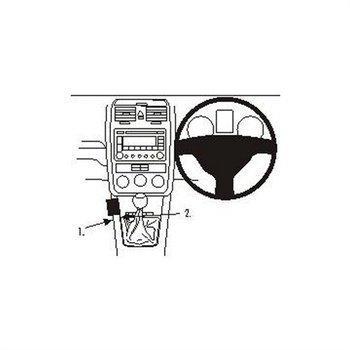 Brodit 633690 ProClip Volkswagen Jetta 06-10