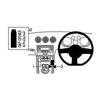 Brodit 633976 ProClip Audi TT 07-13