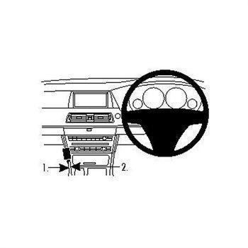 Brodit 634423 ProClip BMW 5-series GT F07 10-16