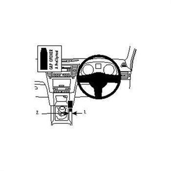 Brodit 634452 ProClip Subaru Outback 10-14