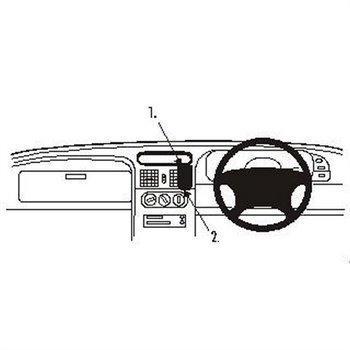 Brodit 652051 ProClip Renault Laguna 94-00