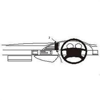 Brodit 652118 ProClip Peugeot Expert 97-06