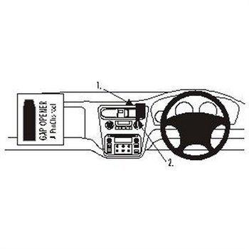 Brodit 652549 ProClip Honda Accord 98-00