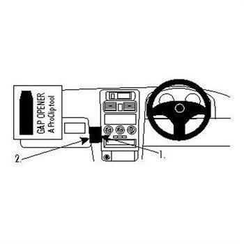 Brodit 652598 ProClip Holden Astra 98-03