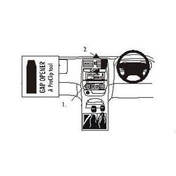Brodit 652794 ProClip Nissan Terrano II 00-06