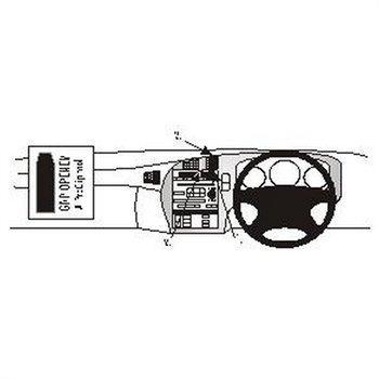 Brodit 652800 ProClip Saab 9-5 98-05