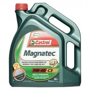 Castrol Magnatec 5l 5w-40 C3