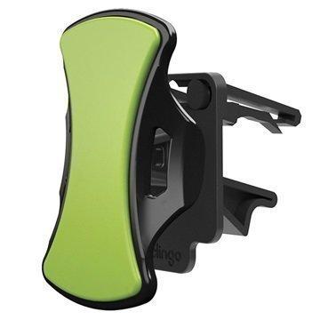 Clingo Universal Air Vent Car Holder Black / Green
