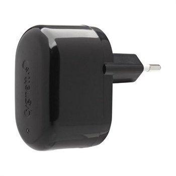 Cygnett GroovePower Smart Yleiskäyttöinen EU Laturi Musta