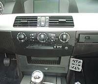 Dash Mount BMW 5 E60 04-07