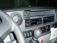 Dash Mount Opel Movano 04- Console Renault Master 04- Nissan Interstar 04-