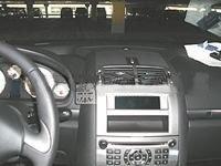 Dash Mount Peugeot 407 04- airvent